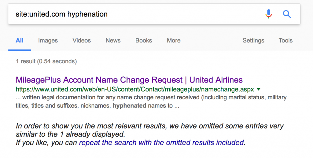 Hyphensunite A Decade Of United Airlines Ignoring The Hyphenated